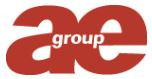 Logo ae group ag