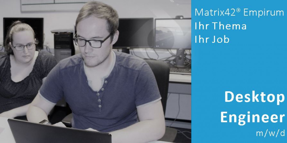 Desktop Engineer – Schwerpunkt MATRIX42 Empirum (m/w/d)