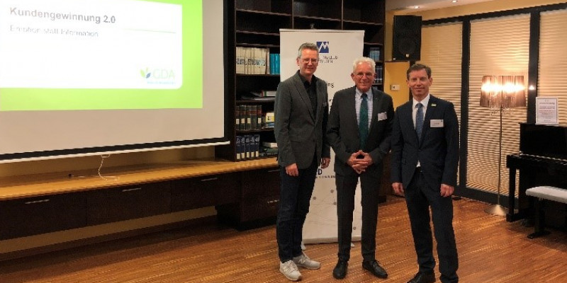 Am 20.11.2018 lud der Marketing Club Göttingen in das GDA Wohnstift Göttingen ein